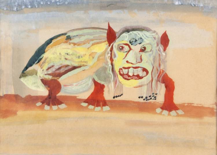 Eugen Gabritschevsky 1893 -1979 � Paris 12�me
