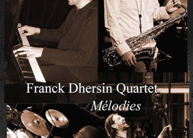Franck Dhersin Quartet à Villeneuve d'Ascq