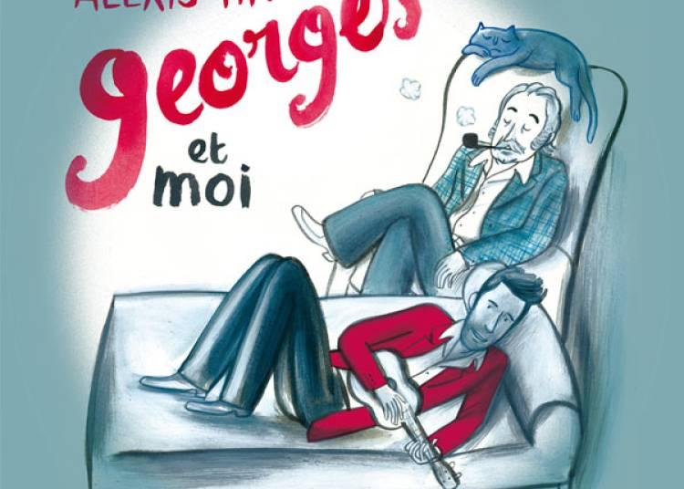 Georges & Moi Par Alexis Hk � Marseille