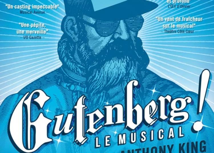 Gutenberg ! Le Musical � Paris 2�me