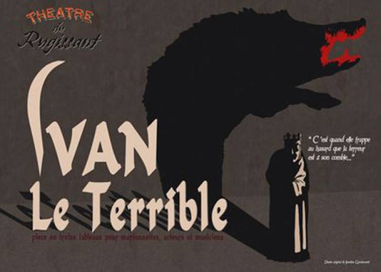 Ivan Le Terrible à Bouguenais