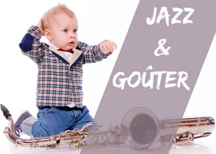 Jazz & Gouter Fete Noel à Paris 1er