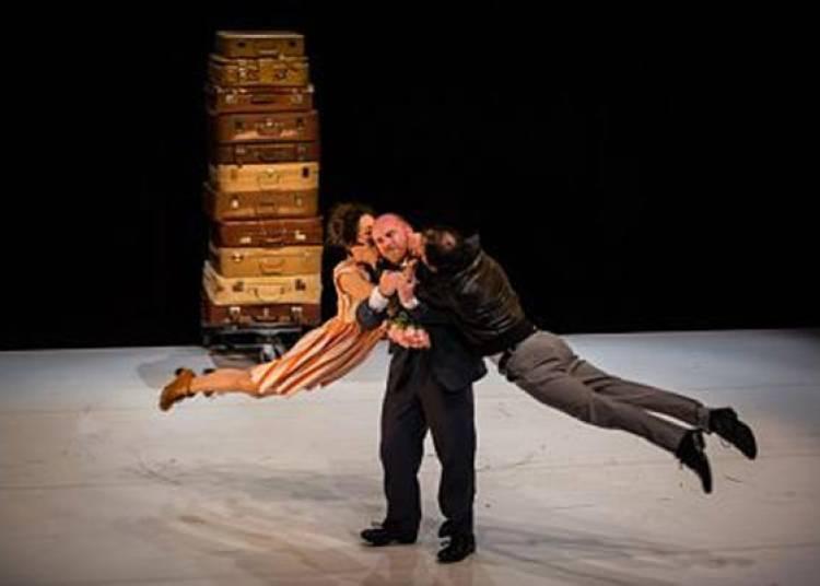 Jetlag dans le Cadre de Jours [et nuits] de Cirque(s) � Aix en Provence