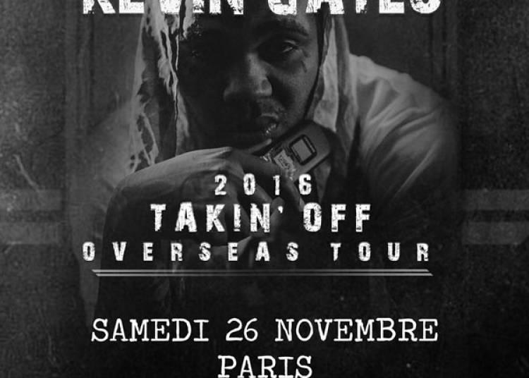 Kevin Gates � Paris 20�me