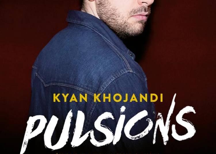 Kyan Khojandi à Tours