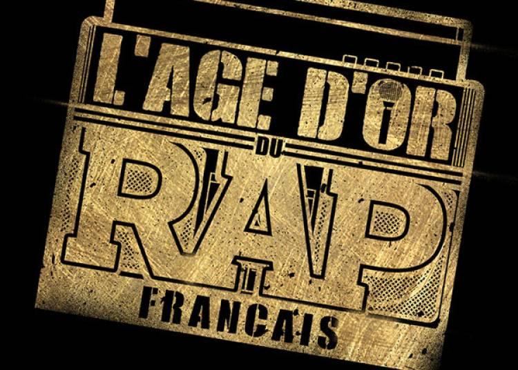 L'age D'or Du Rap Francais � Dijon