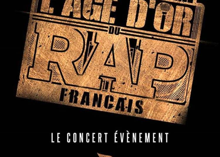 L'age D'or Du Rap Francais à Paris 12ème