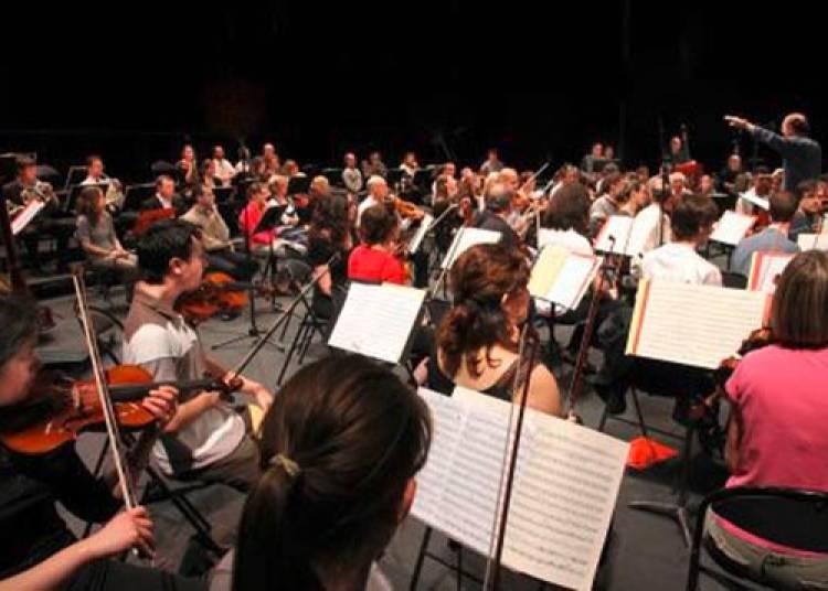 L'orchestre Universitaire De Brest à Plougonvelin