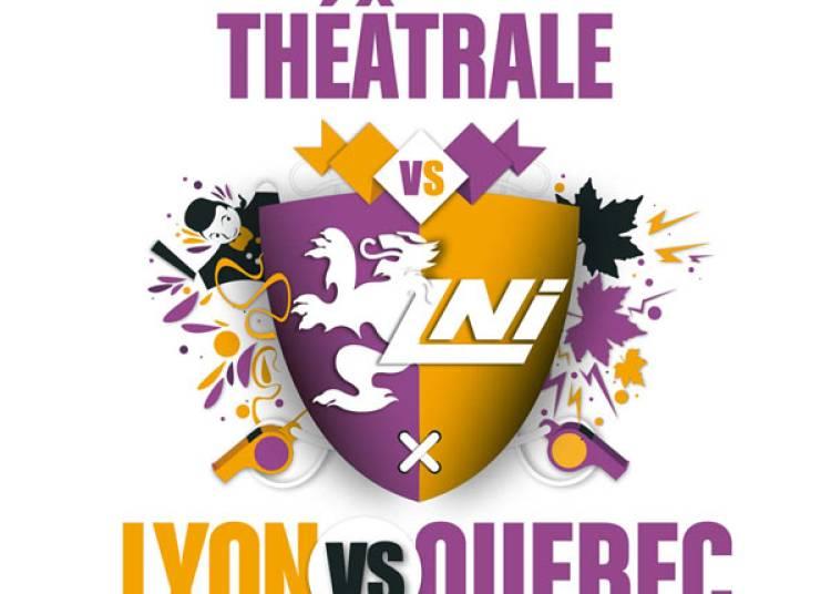 Lyon Vs Quebec � Villeurbanne