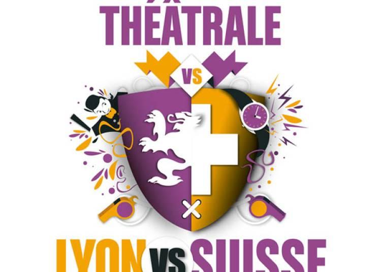 Lyon Vs Suisse � Villeurbanne