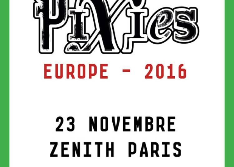 Pixies � Paris 19�me
