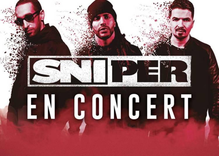 Sniper � Rennes