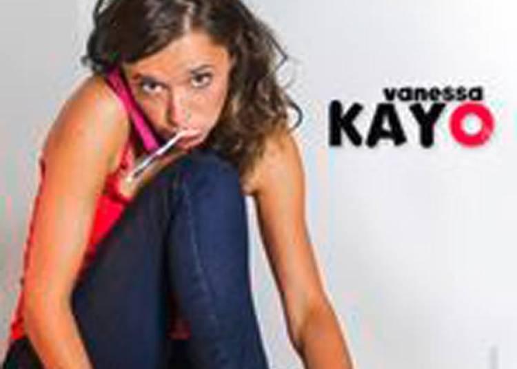 Vanessa Kayo � Paris 2�me
