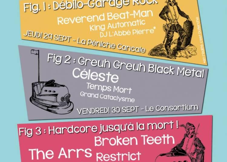 Fig 2 : Greuh Greuh Black Metal � Dijon