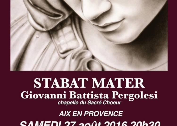 Stabat Mater de Pergol�se � Aix en Provence