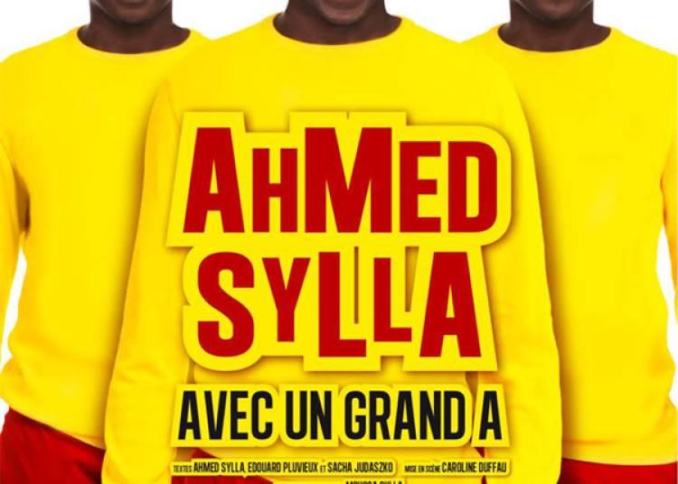 Ahmed Sylla � Ribeauville