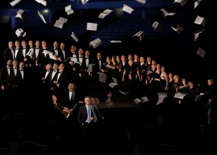 Concert de Noël du Choeur de l'ONB  à Saint Pierre du Mont