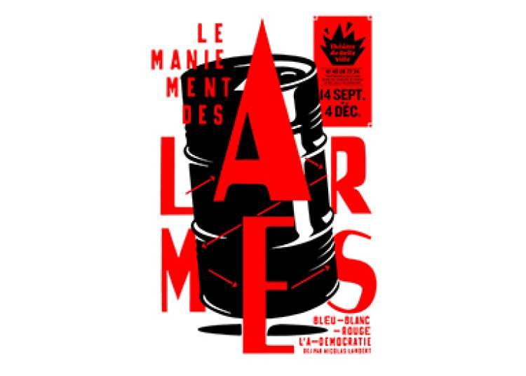 Le Maniement Des Larmes � Paris 11�me