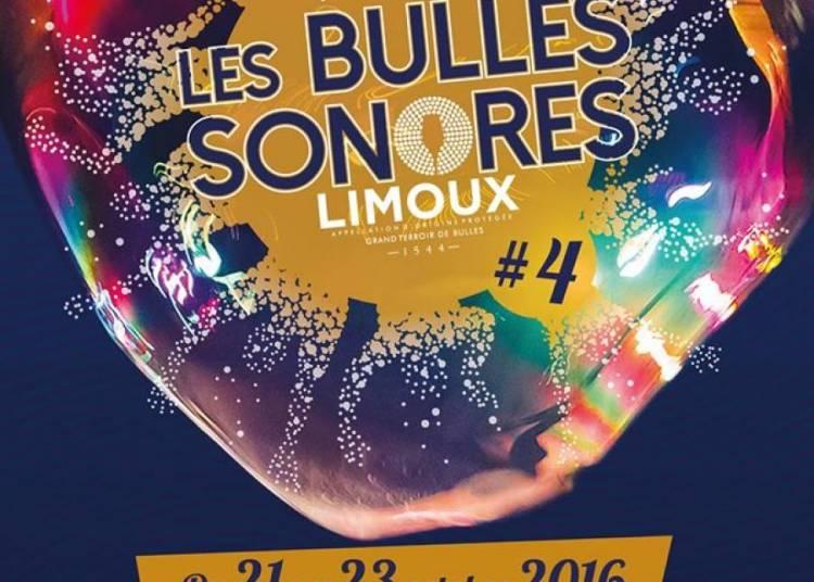 Les Bulles Sonores 2016