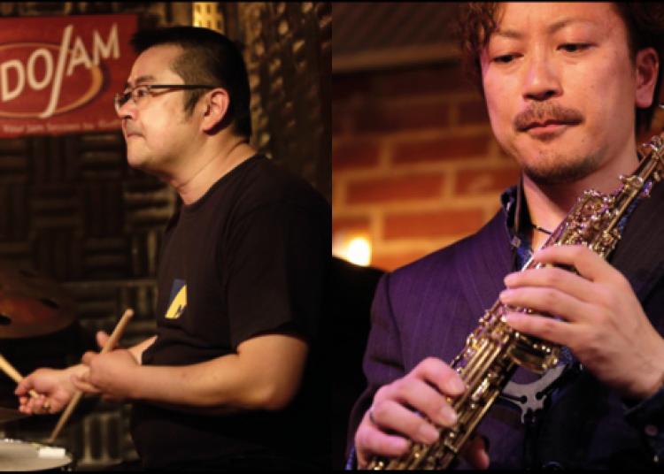 Hirokazu Ishida & Hidehiko Kan � Paris 1er