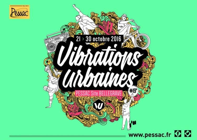 Vibrations urbaines 2016