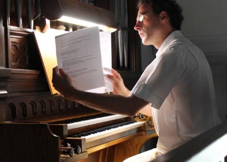 D�couvrez l'orgue ! � Saint Malo