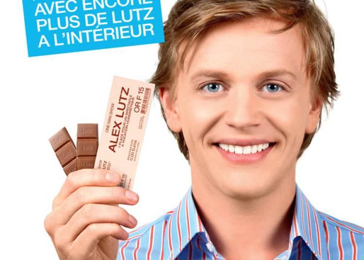 Alex Lutz à Le Blanc Mesnil