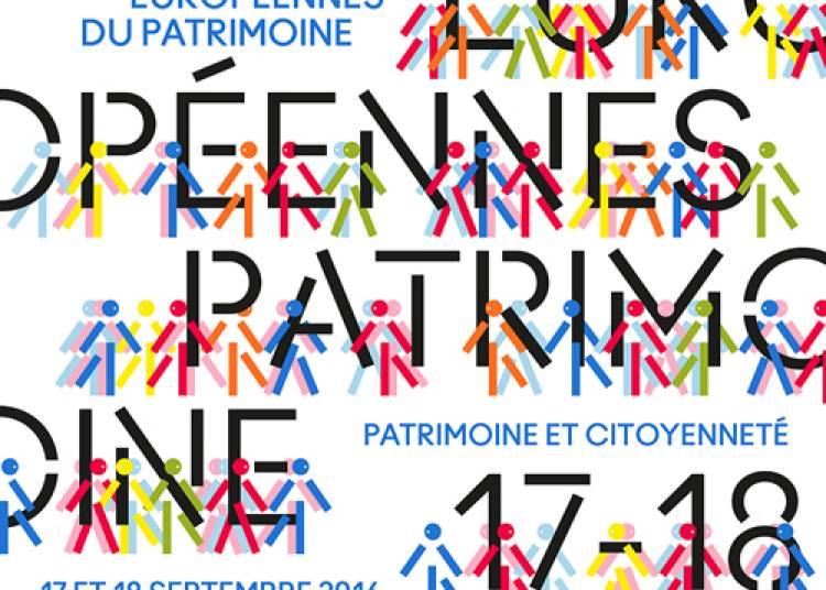 F�tez le Patrimoine au Mus�e des Arts Forains � Paris 12�me