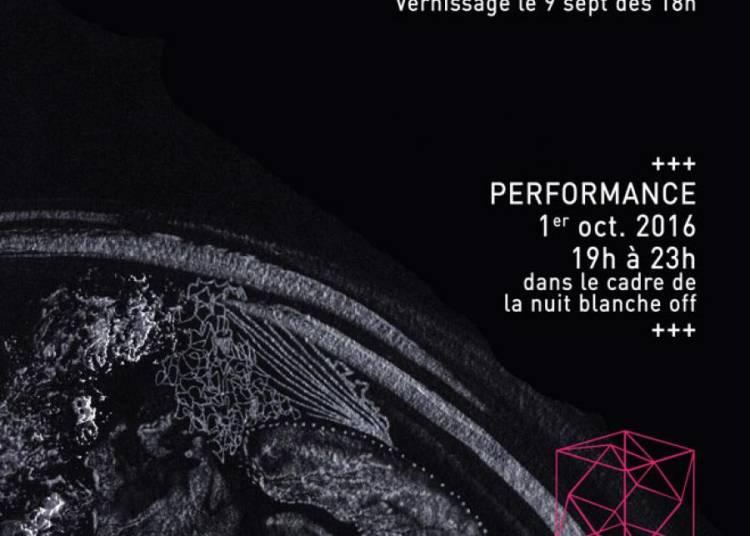 R�sonances, exposition du collectif Mulupam � Paris 18�me