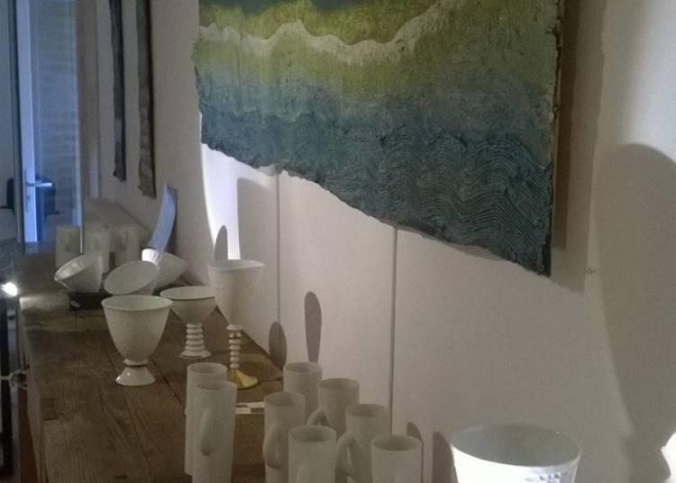 Un an de la Galerie d'art cub'art � Albi