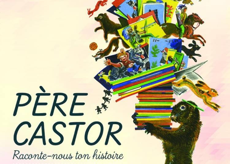 P�re Castor, raconte-nous ton histoire � Moulins