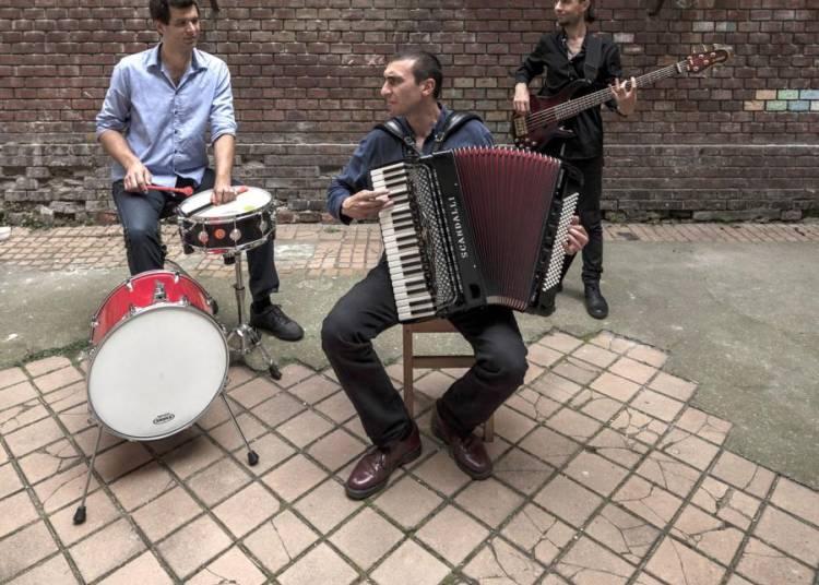Trio Yengibarian - Jazzycolors festival � Paris 6�me