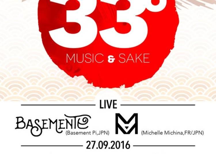 33�: Music & Sak� � Paris 13�me
