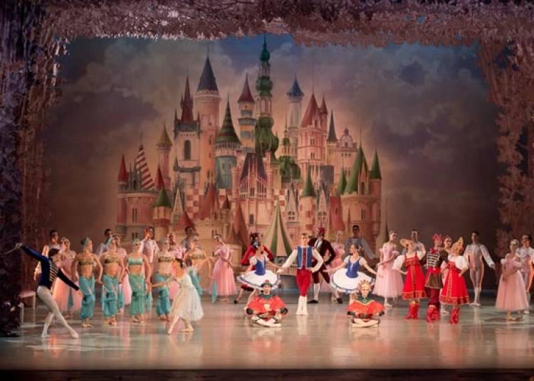 Casse-Noisette - Yacobson Ballet à Noisy le Grand