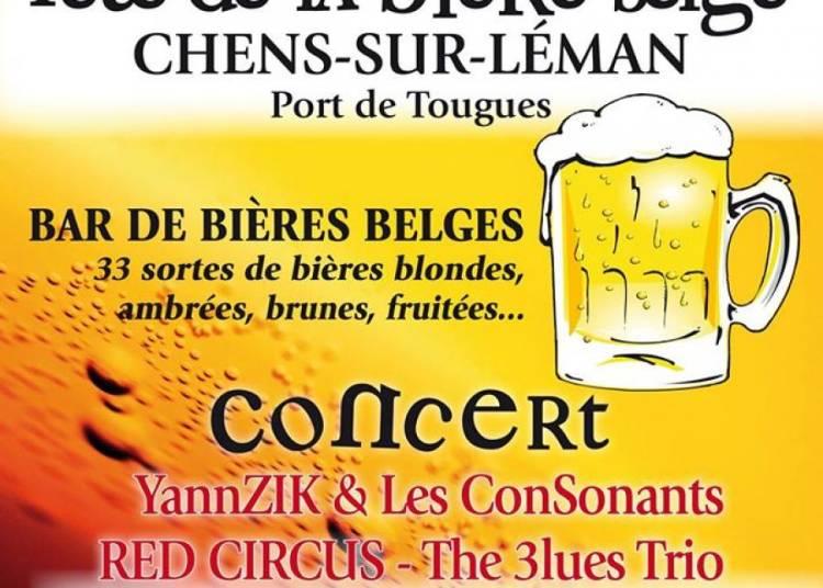 F�te de la Bi�re Belge � Chens sur Leman