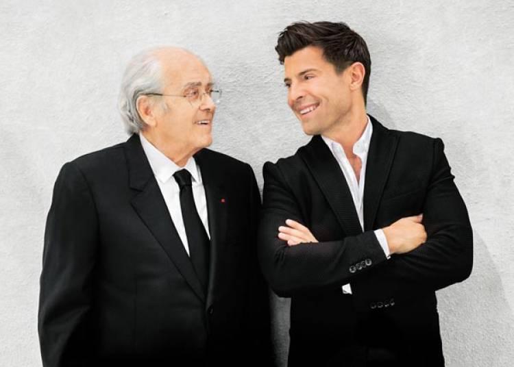 Michel Legrand invite Vincent Niclo � Noisy le Grand