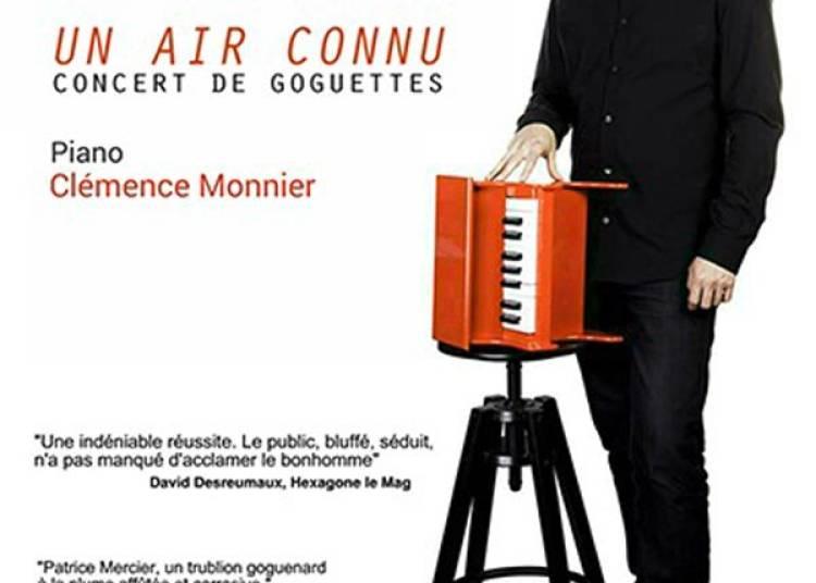 Patrice Mercier, un Air Connu � Paris 4�me