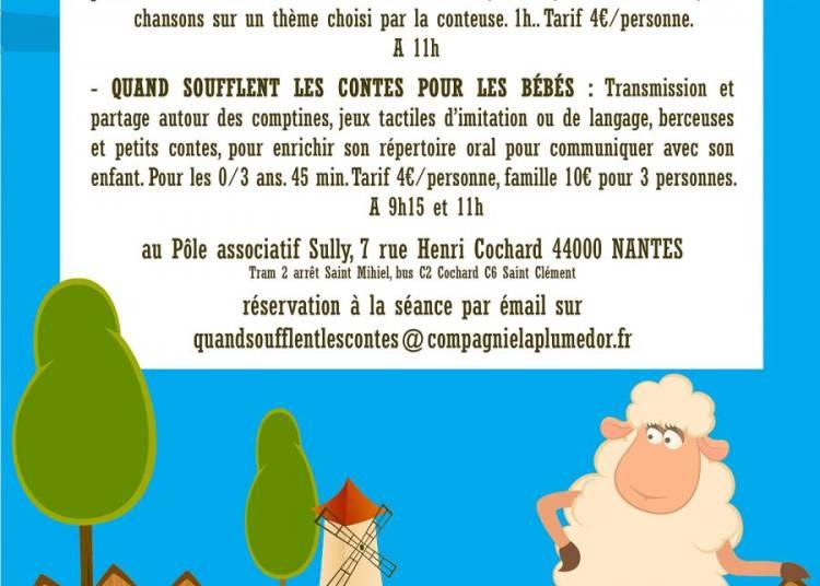 Quand soufflent les contes... Ogres et poucets � Nantes