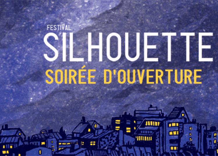 Soir�e d'ouverture du Festival Silhouette � Paris 19�me
