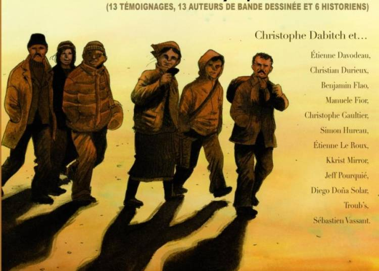 Exposition BD, Immigrants � Blois