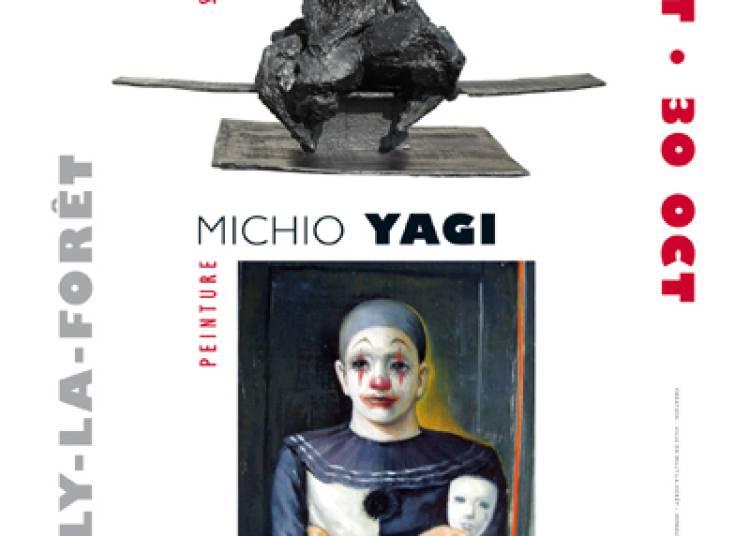 Exposition peintures et sculptures � Milly la Foret