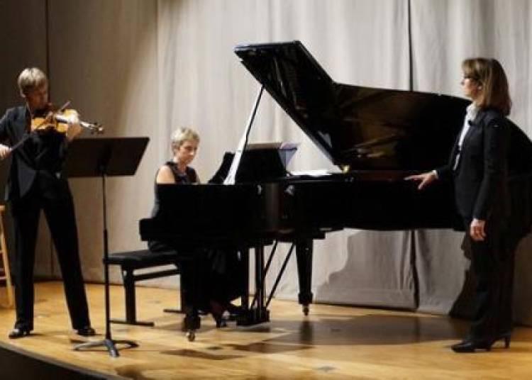 Schumann à Saint Ismier