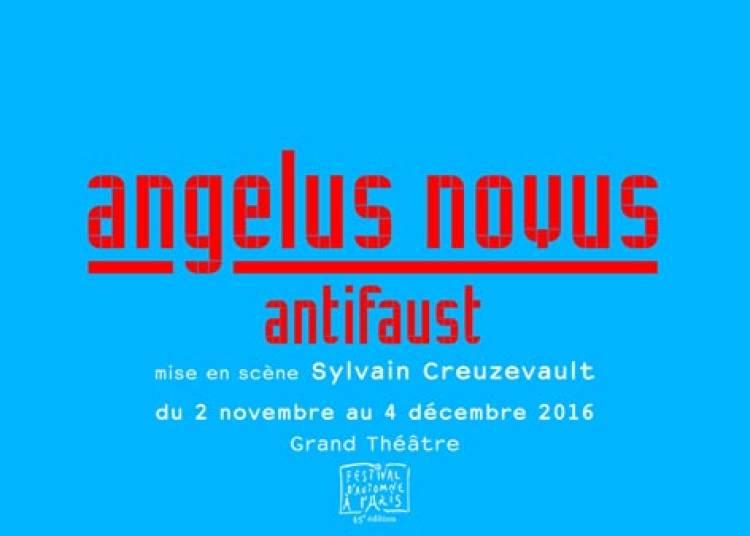 Angelus Novus � Paris 20�me