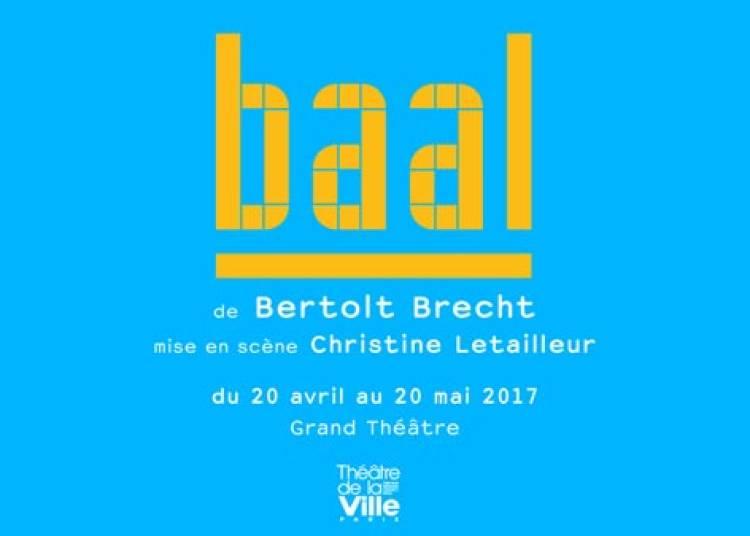 Baal � Paris 20�me