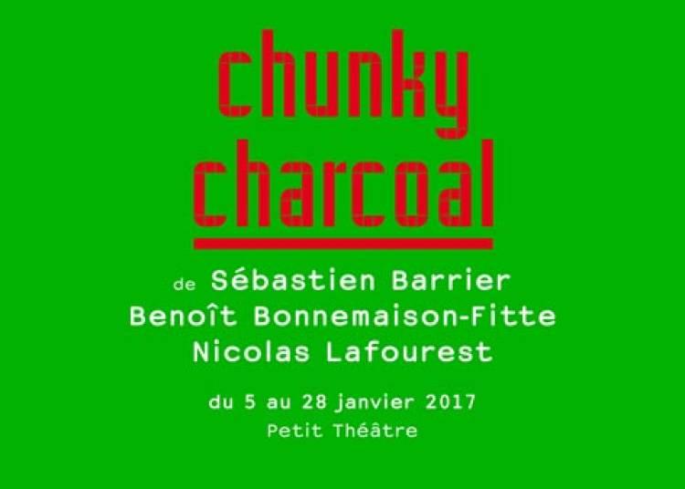 Chunky Charcoal � Paris 20�me