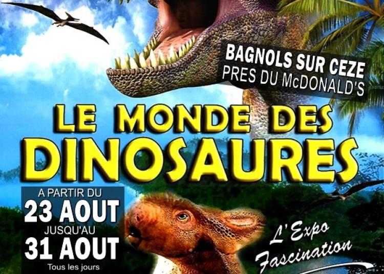Le Monde des Dinosaures � Bagnols sur Ceze