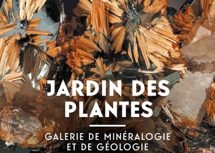 Galerie De Min�ralogie � Paris 5�me