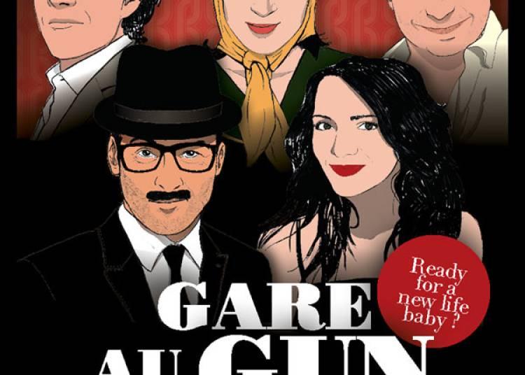 Gare Au Gun Gone ! à Champagne au Mont d'Or