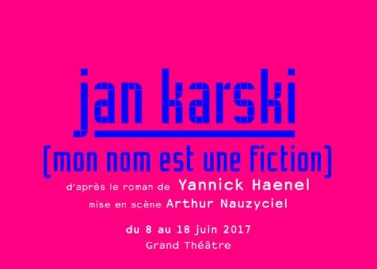 Jan Karski � Paris 20�me