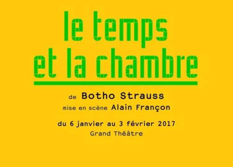 Le Temps Et La Chambre � Paris 20�me
